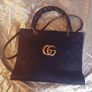 Authentic Gucci Handbag purse tote